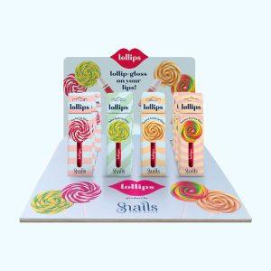 Giftsatbar Zottegem Snails Lollips