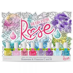Giftsatbar Zottegem Snails Rose Nagellak All