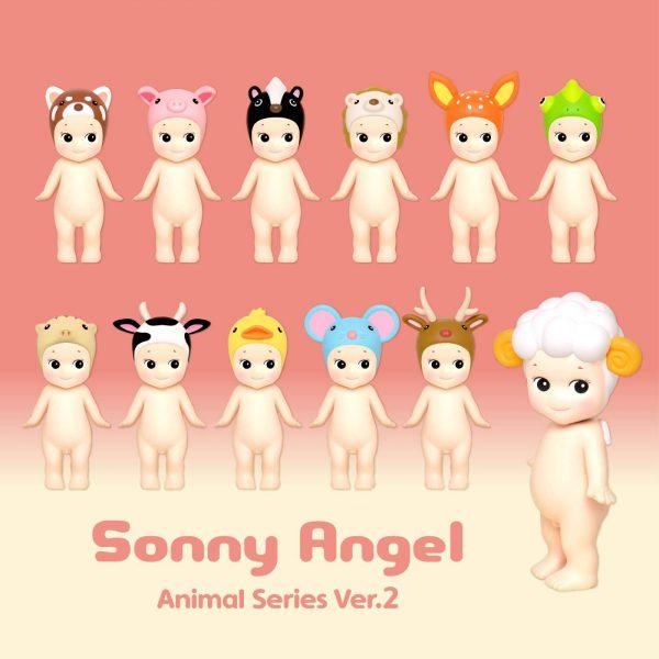 S A Animal Serie 2 Verkleind