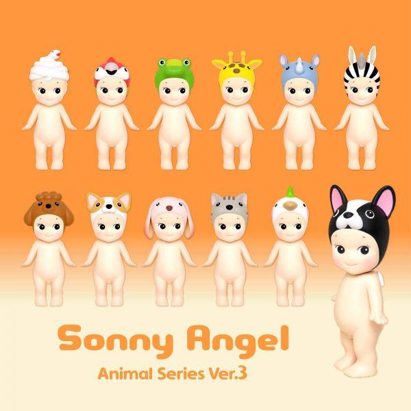 S A Animal Serie 3 Verkleind