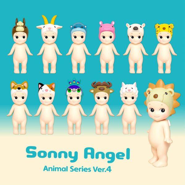 S A Animal Serie 4 Verkleind