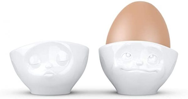 Egg Cup Set Kissing Dreamy