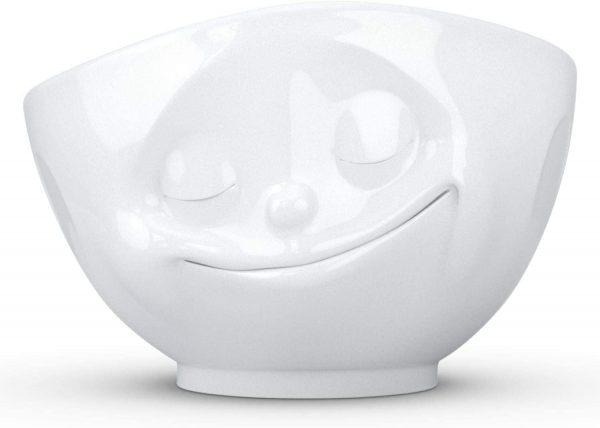 Large Bowl Happy