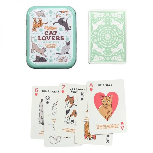 Cat Lover Cards