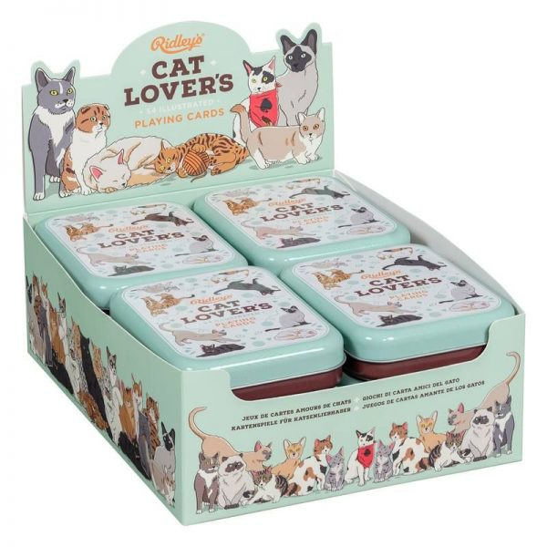Cat Lover Cards2