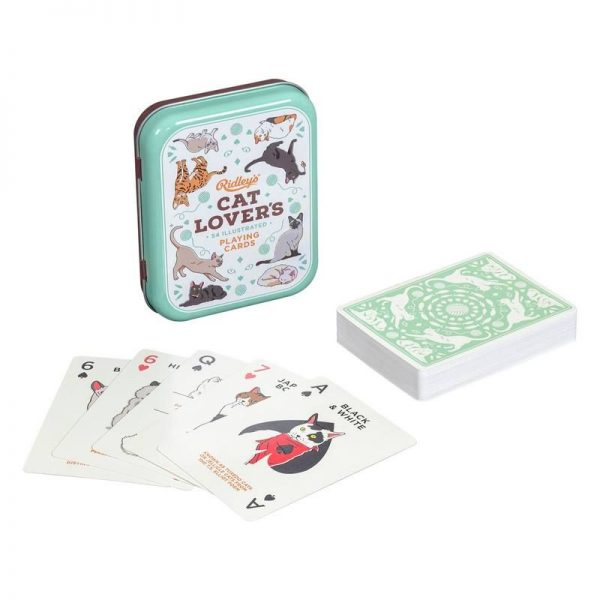 Cat Lover Cards3