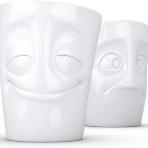 Cheery Blaffed Mug Set