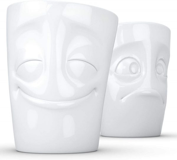 Cheery Blaffed Mug Set