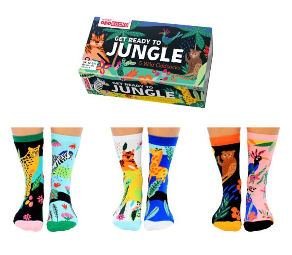 Get Ready To Jungle