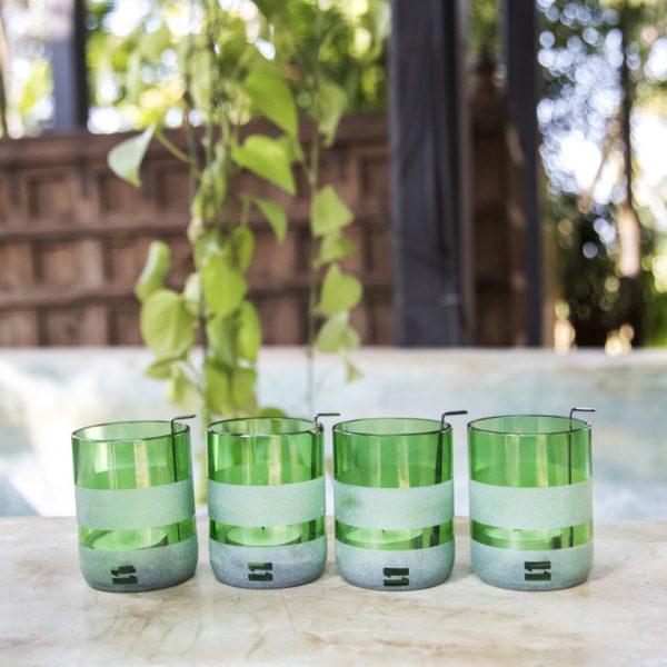 Green Tealight