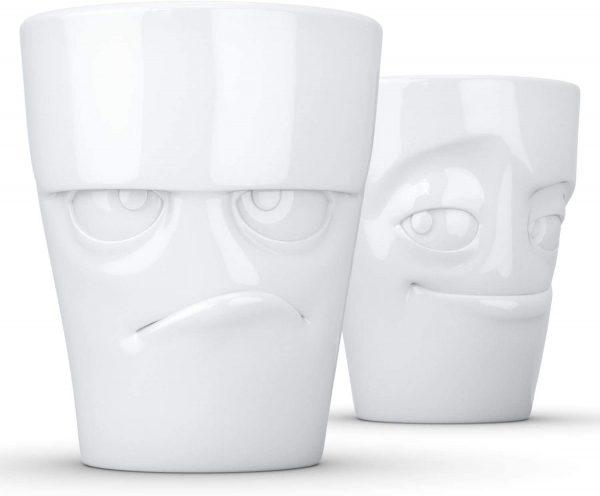Grumpy Impish Mug Set