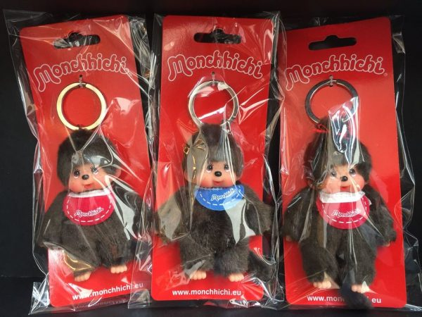 Monchhichi Sleutelhanger