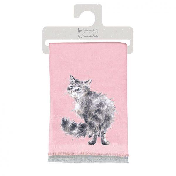 Sjaal Cat2