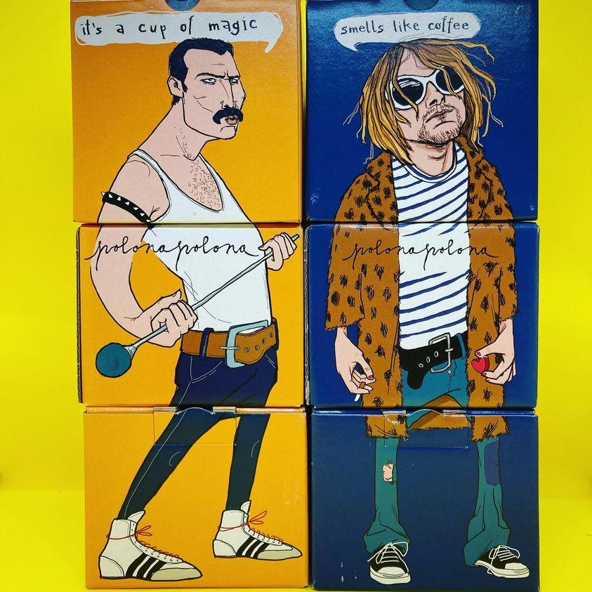 Freddie En Kurt